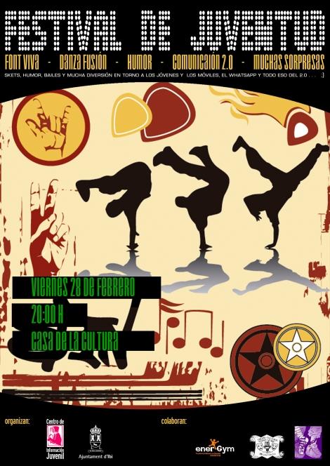 festival joven baile y  comunicacion 20 IBI ALICANTE