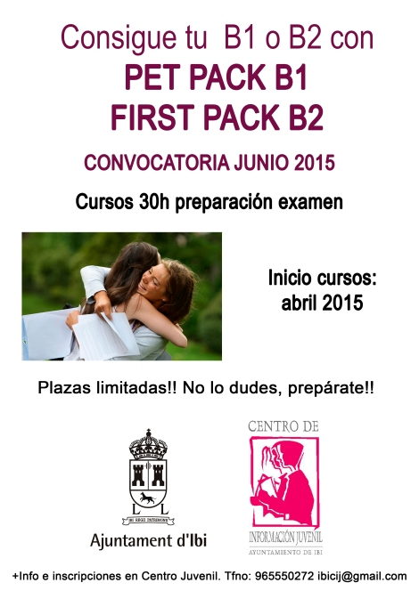 PET-FCE PACK JUVENTUD